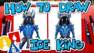 How To Draw Forтnite Ice King