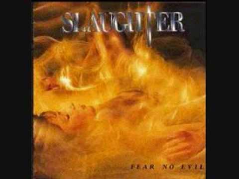Slaughter - Yesterdays Gone