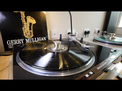Gerry Mulligan - Blueport (vinyl: Sumiko BPS EVO III, Graham Slee Accession, Sony PS-X600)