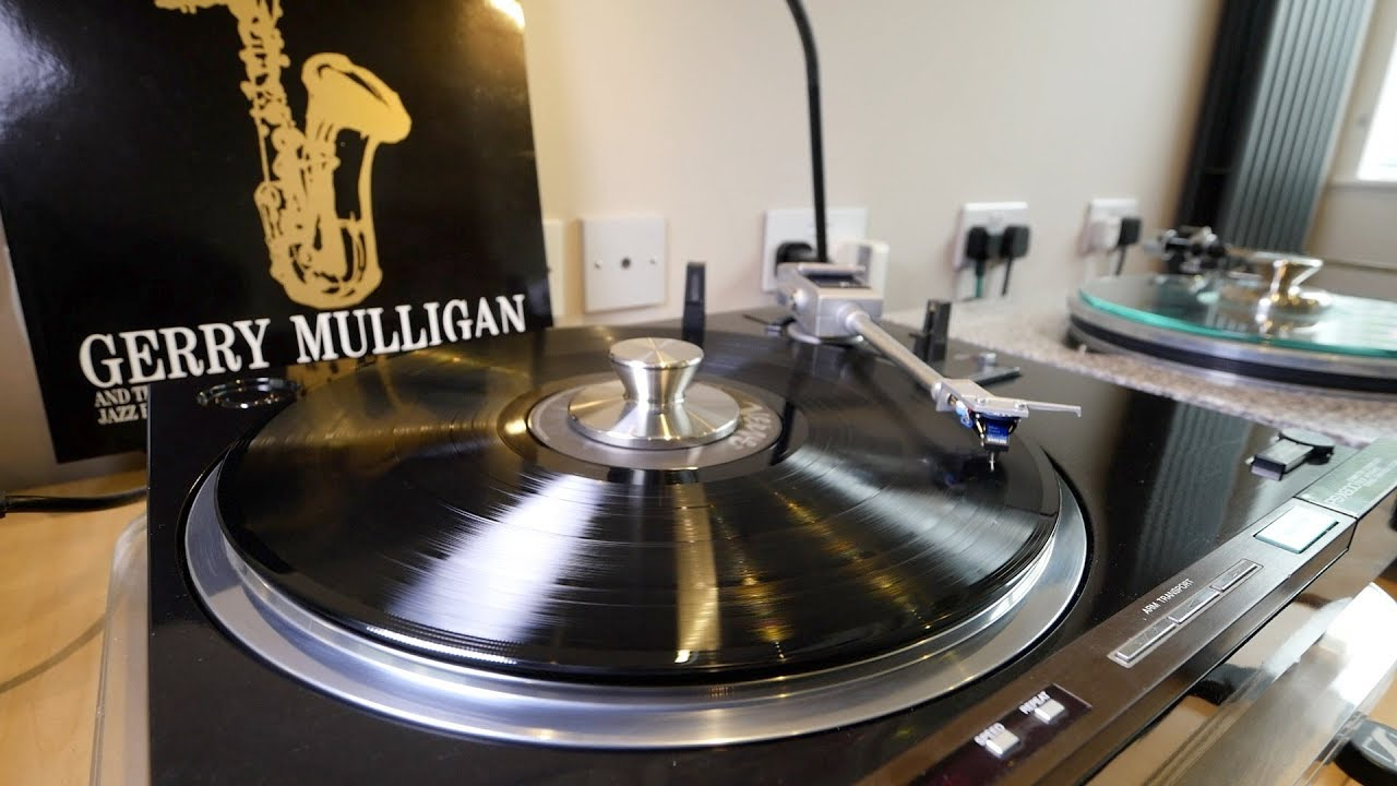 Gerry Mulligan Blueport Vinyl Sumiko Bps Evo Iii Graham Slee Accession Sony Ps X600 Youtube