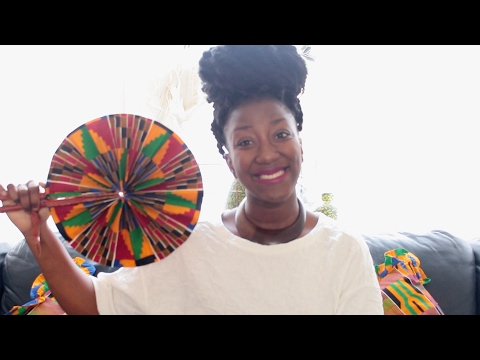 WHAT I BOUGHT IN GHANA 2017 || Ghana Haul || HOLIDAYS HAUL || ADEDE