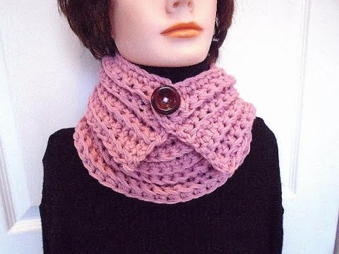 Free Crochet Pattern For Dallas Dream Scarf : Dallas Dream Scarf/3 Button Scarf Instructions Doovi