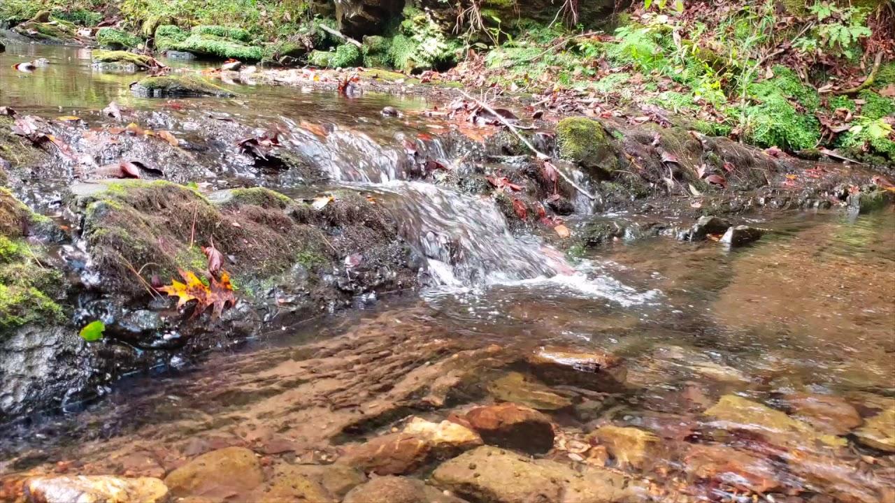 Crystal Creek Meditation - Theta Binaural Beats