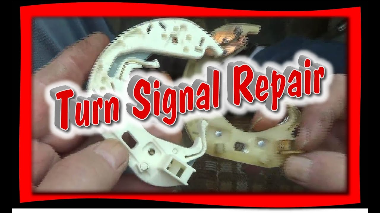How To Repair A Turn Signal On 1981 F150 Ford Truck Youtube F 150 Wiring Harness Kits