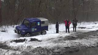 Танковая дорога разорвала кучу машин off-road 4x4