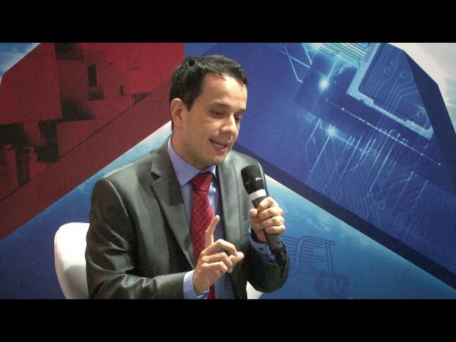 SET EXPO 2017 entrevista André Trindade, Abratel