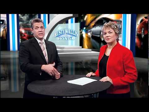 Rusty wallis honda discusses car service at the dealer for Rusty wallis honda service