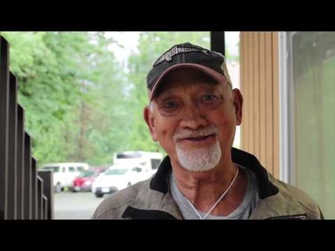 Seniors Camp - Older Generations helping Kids' camp to be a better place