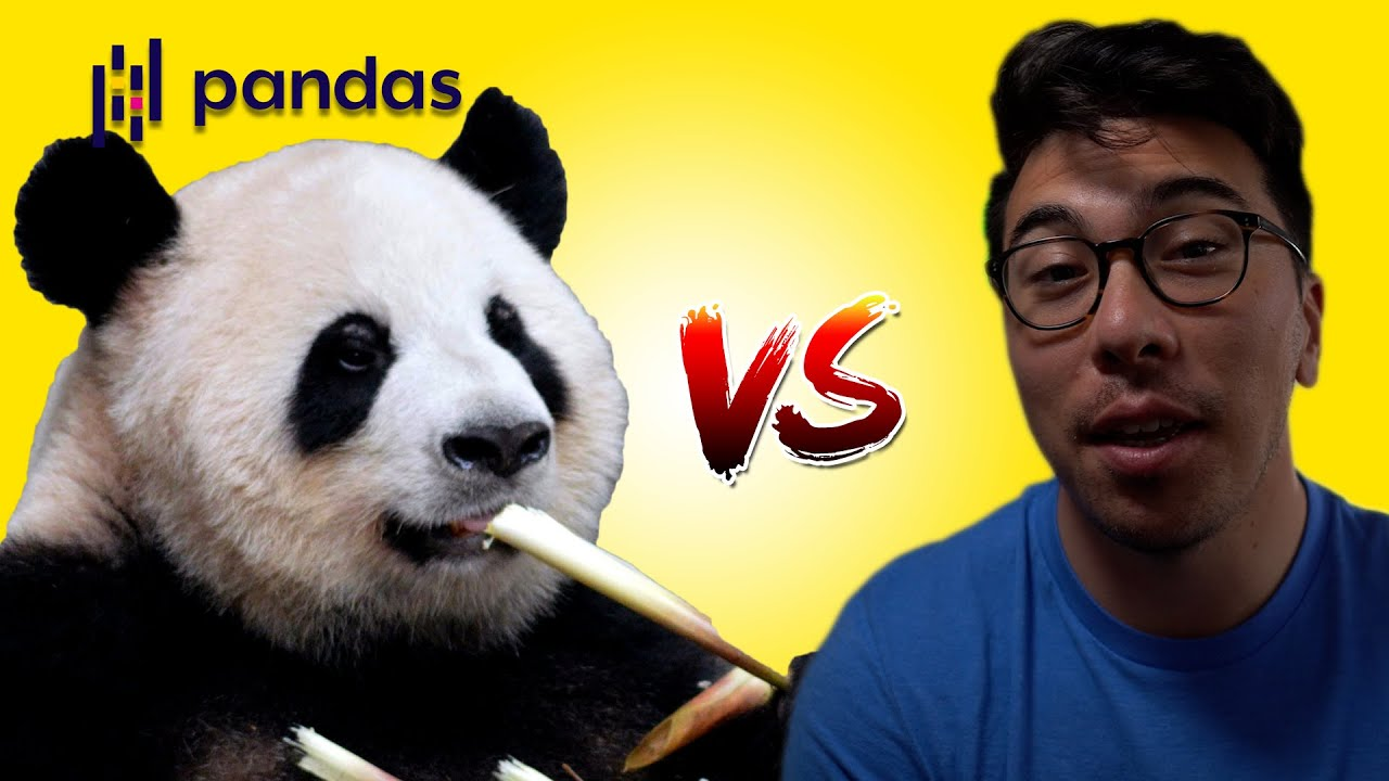 What is Pandas? (Data & Data Science) #shorts