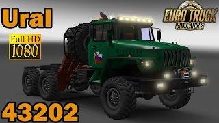 ETS 2 - Ural 43202