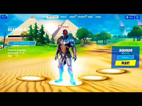 Welcome to Fortnite Chapter 2 Season 8