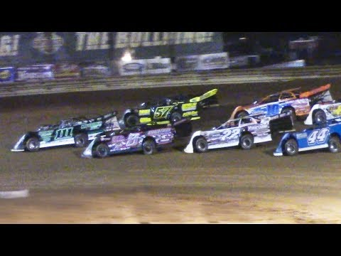 ULMS Super Late Model Feature   Tyler County Speedway   6-1-19