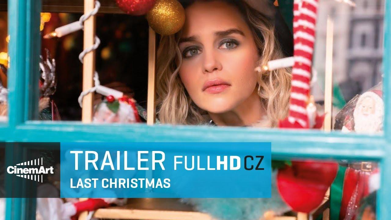 Last Christmas (2019) oficiální HD trailer [CZ TIT]