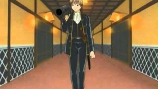[Gintama] Okita attempts to kill Gintoki and Hijikata thumbnail