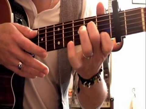 Cours de guitare (Riff) - I know (Irma)