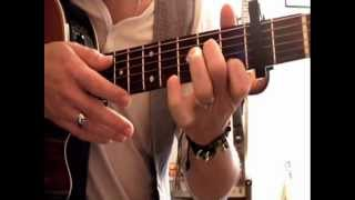 Cours de guitare (Riff) - I know (Irma)