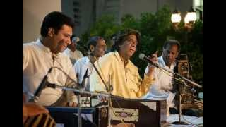 Ustad Bade Fateh Ali Khan - Laage Re Nain Tum Se - Raga Bhopali - by roothmens
