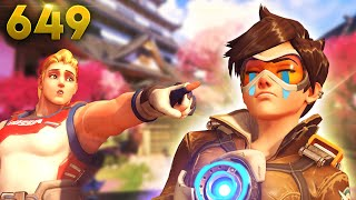 This Is How KARMA Works!! | Overwatch Daily Moments Ep.649 (Funny and Random Moments)