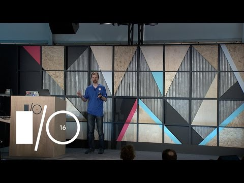Making Sense Of IoT Data With The Cloud - Google I/O 2016
