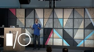 Making sense of IoT data with the Cloud - Google I/O 2016