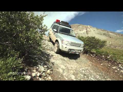 Over the Edge: Land Rover Expedition America