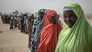 Desde el infierno de Boko Haram - Nigeria