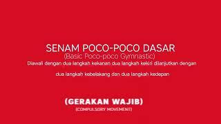 Download Tutorial #Senam Poco Poco Dance - GWR 2018 MP3