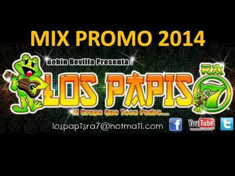 LOS PAPIS RA7 - DJ MIX