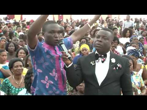 Burkinabe fetish Priest Bishop Obinim can stop War looms in Ghana