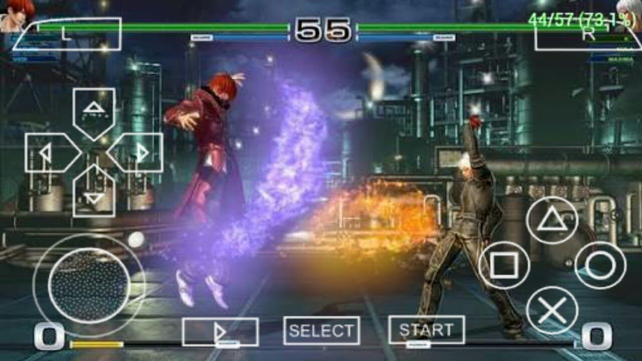 download king of fighter untuk android