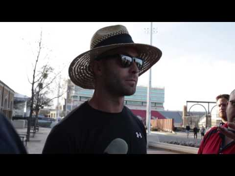 Coach Kingsbury Recaps Day 2 of Spring Practices