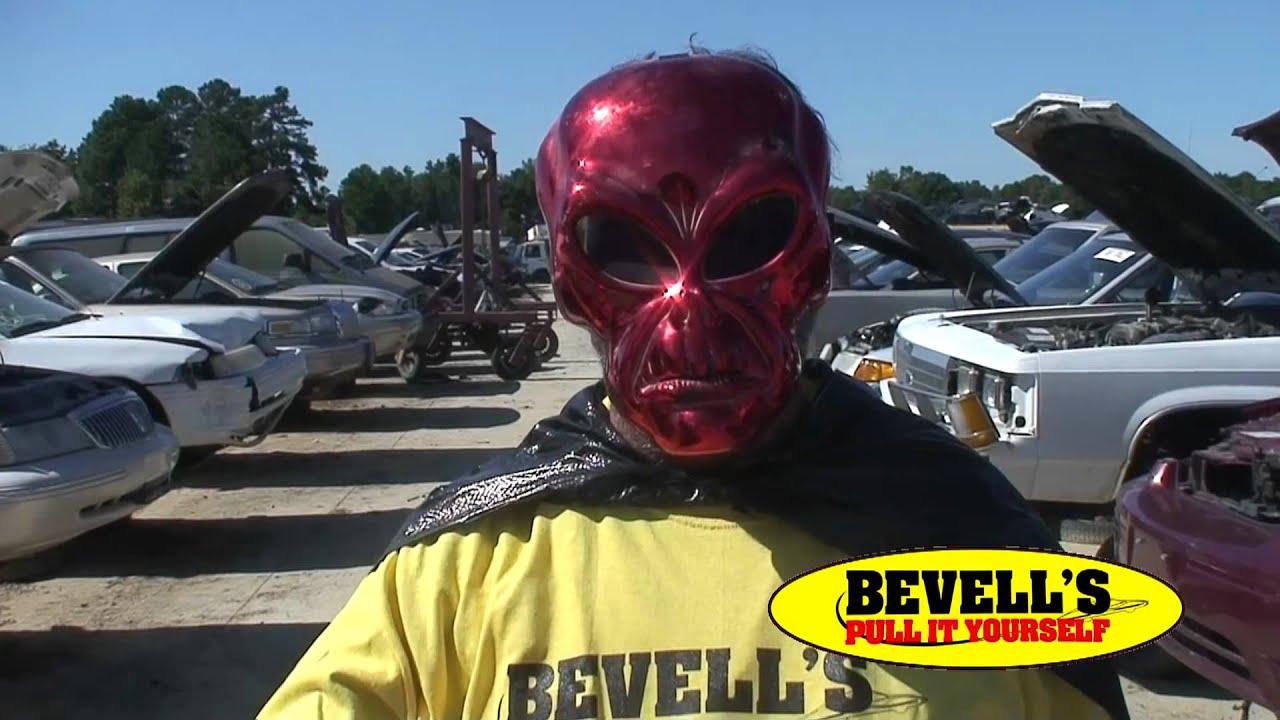 Bevels Auto Salvage Goldsboro North Carolina