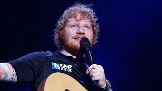 Ed Sheeran Reveals His Struggle With Substance Abuse and How His Girlfriend Saved Him
