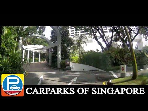 Ritz-Carlton Millenia Hotel Car Park