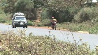 The 'flying' vehicles of Meru County | Miraa Vehicles