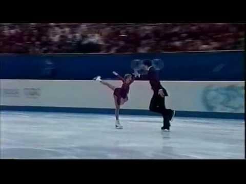 Elena Berezhnaya & Anton Sikharulidze 1998Nagano Olympics FP