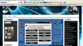 Pegando IP de Web-Rádio