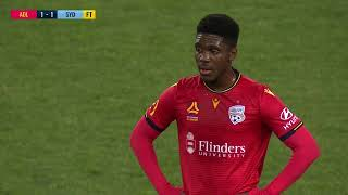 Hyundai A-League 2019/20: Adelaide United v Sydney FC (Full Game) - 06/08/2020
