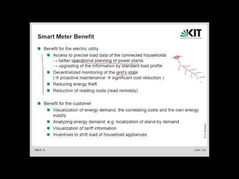 Smart Energy Distribution, SS 2016, 09.06.2016, Teil 2