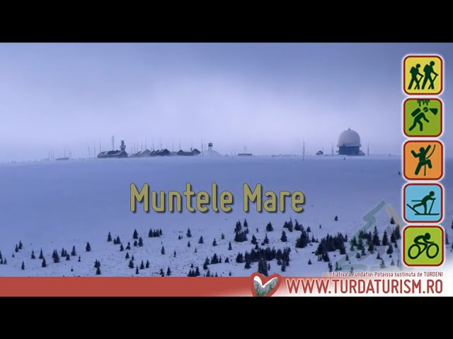 Iarna pe Muntele Mare (2016)