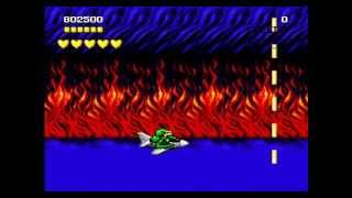 Battletoads (Genesis) - Longplay