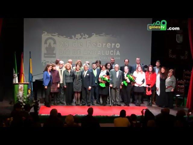 Día de Andalucía 2017 en Gines (COMPLETO)