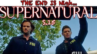 Supernatural Season 15 Trailer BREAKDOWN | The End is Nigh...