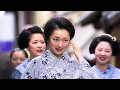Japanese Beautiful 「Maiko」in Kyoto