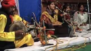 Awantika Dubey Khajuraho Bundeli folk song Holi fag