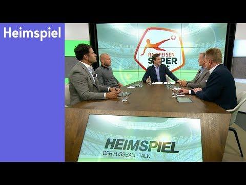 Heimspiel - Der Fussball-Talk - RSL Runde 36