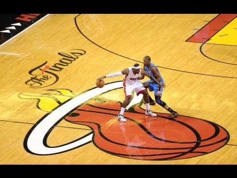 NBA Micro-Movie: 2012 Finals - Game 3