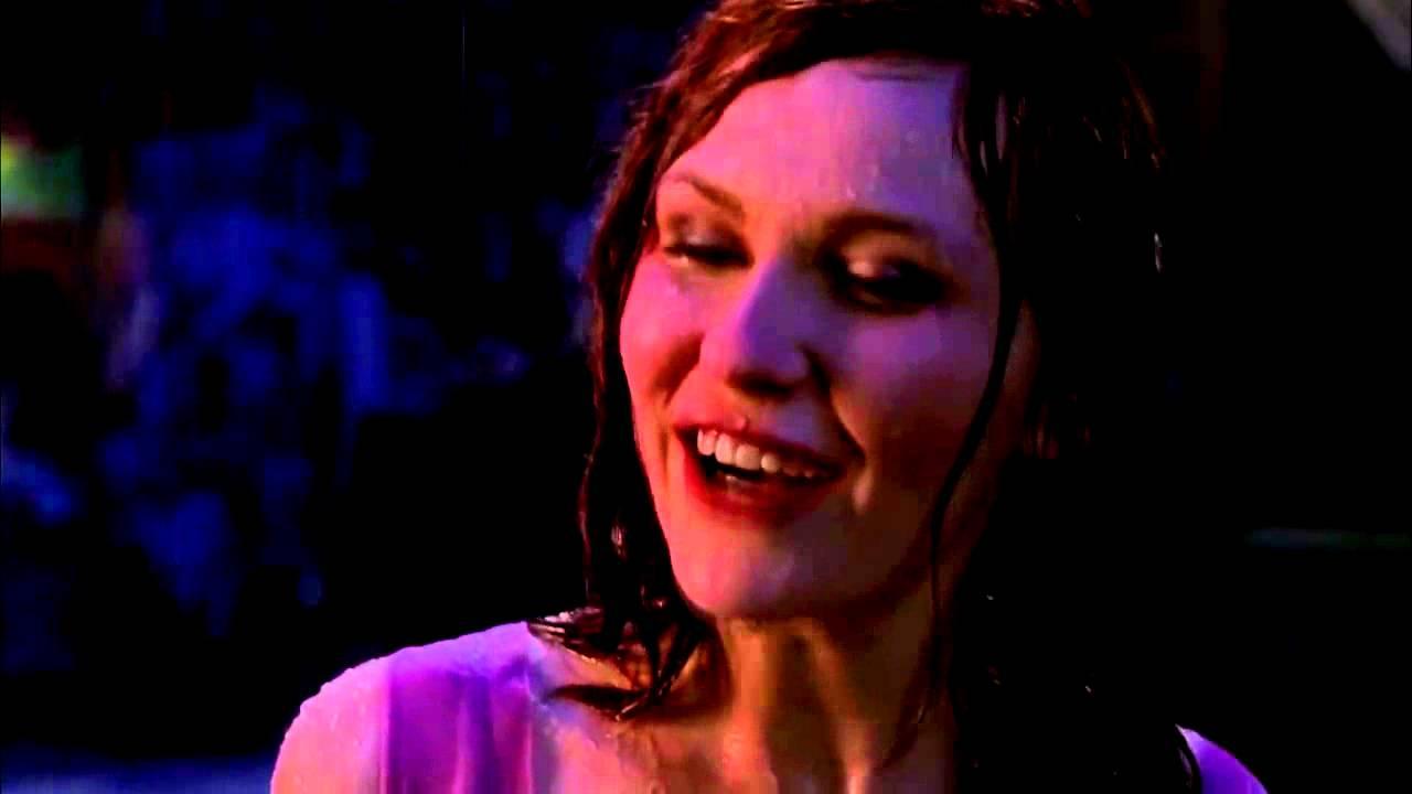 Kirsten Dunst Rain Scene HD - YouTube