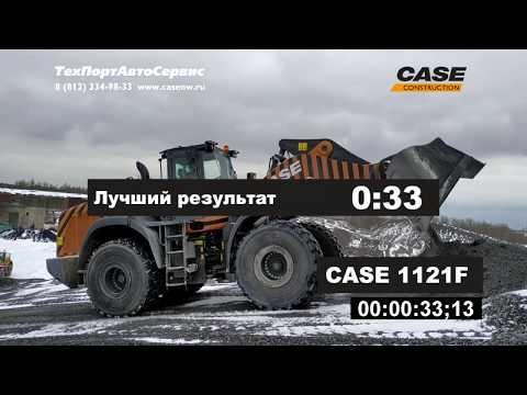 Сравнение фронтальных погрузчиков VOLVO, CASE, CAT. Март 2019 г.