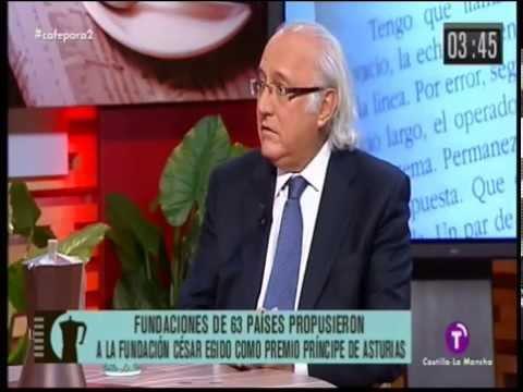 Fundación César Egido Serrano - Café para dos